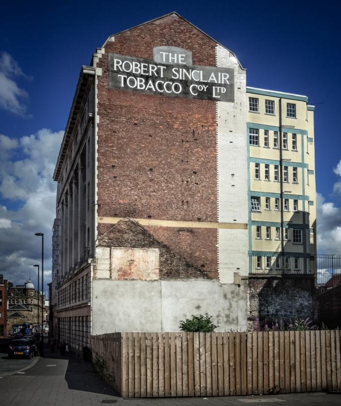 The Robert Sinclair Tobacco Coy Ltd