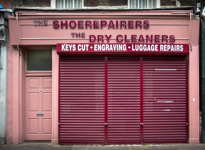 The Shorepairers The Dry Cleaners
