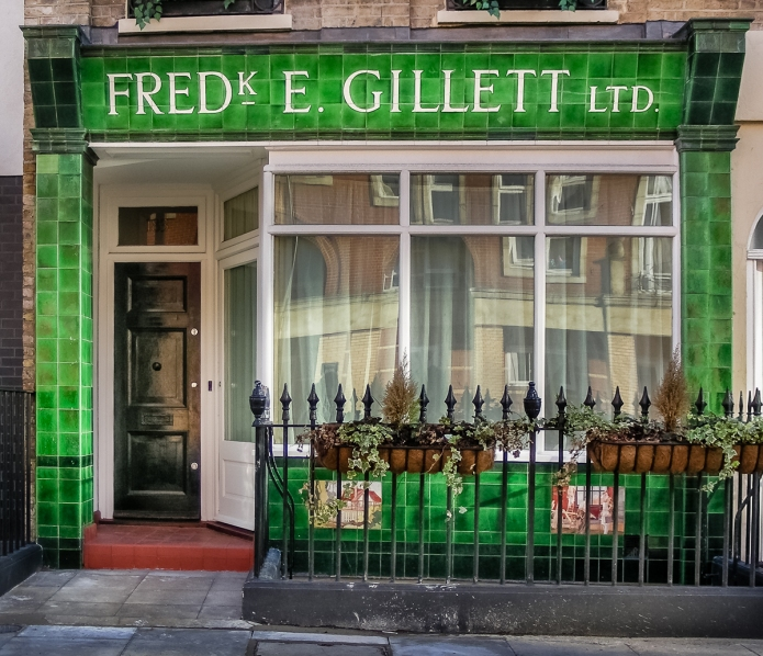 Fredk. E. Gillett Ltd.