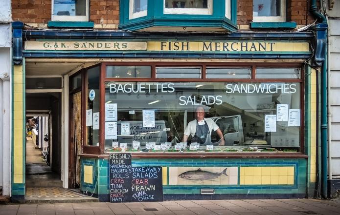 G. & K. Sanders Fish Merchant