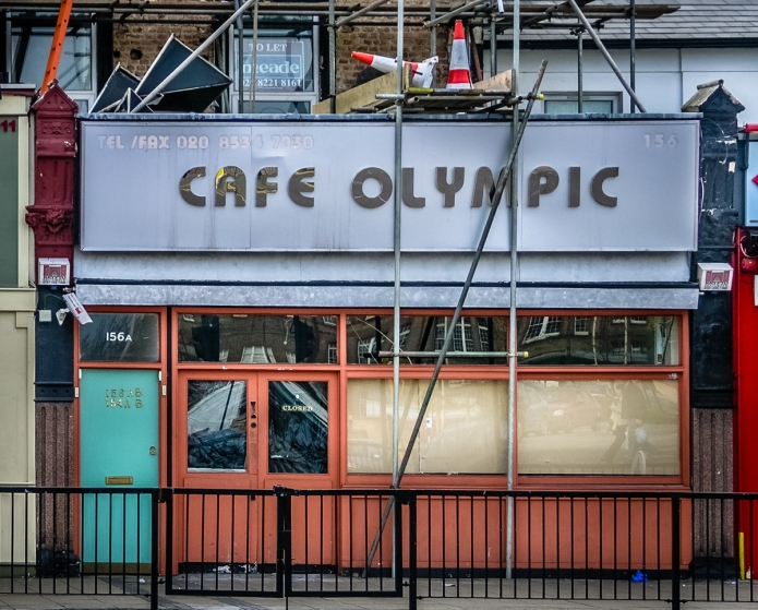 Cafe Olympic
