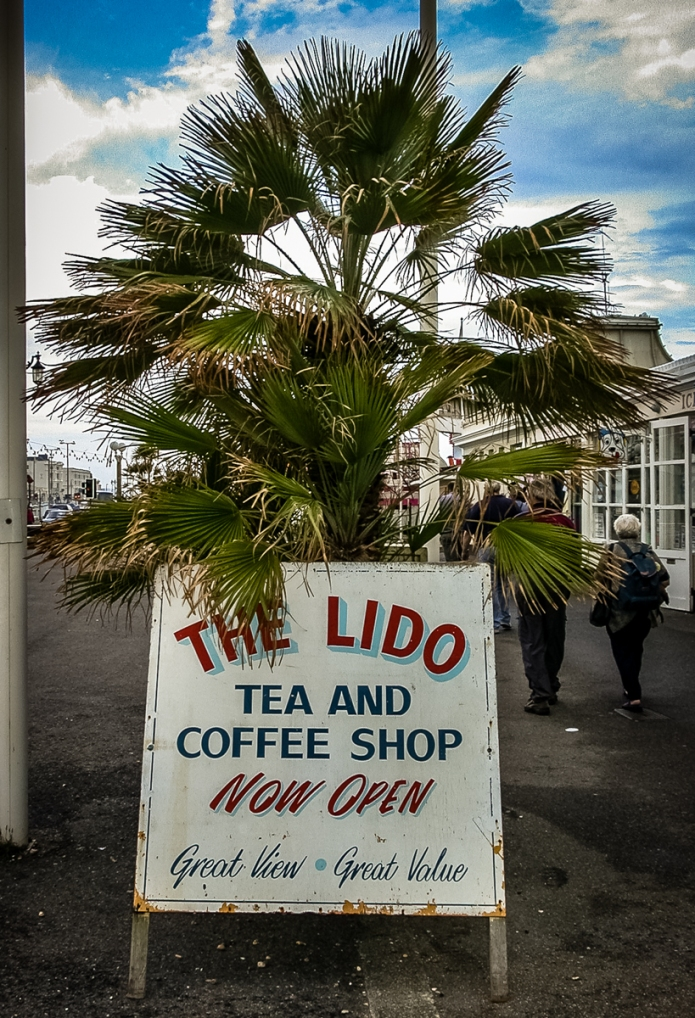 Worthing Lido Coffee Shop