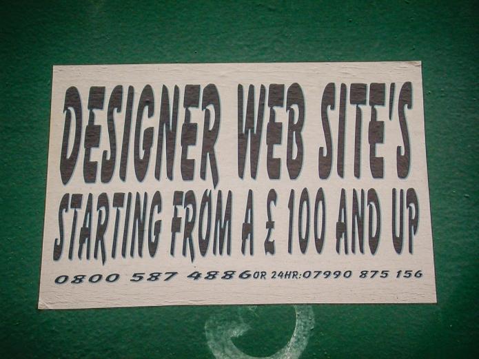 Designer Web Site's