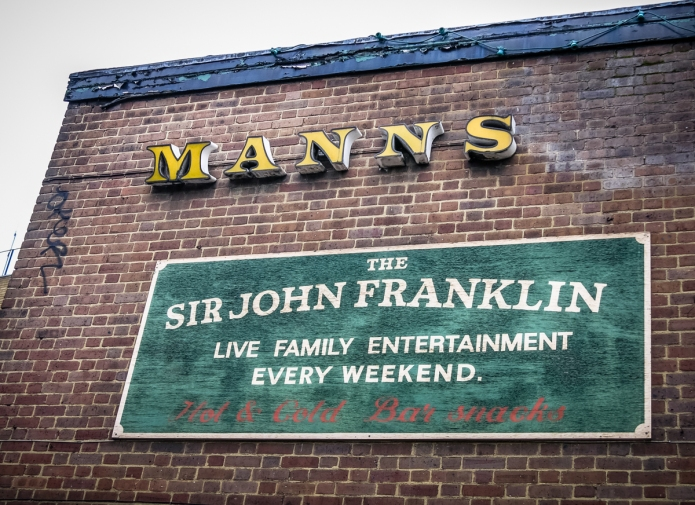 The Sir John Franklin