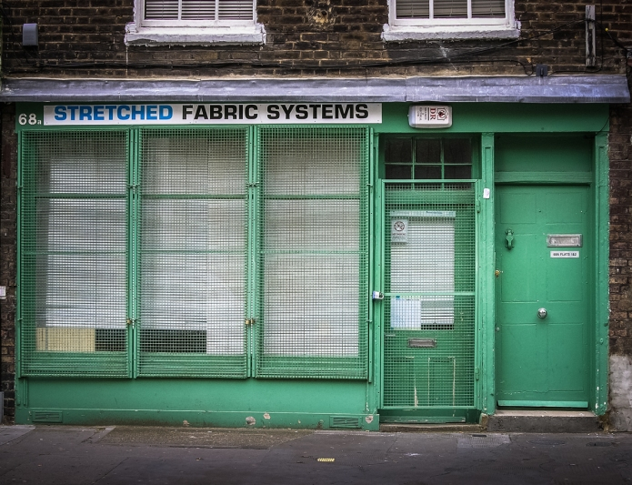 Stretched Fabric Systems
