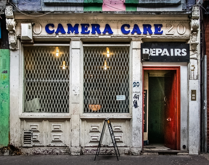 Camera Care