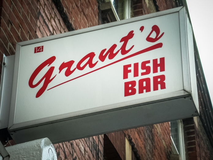 Grant's Fish Bar