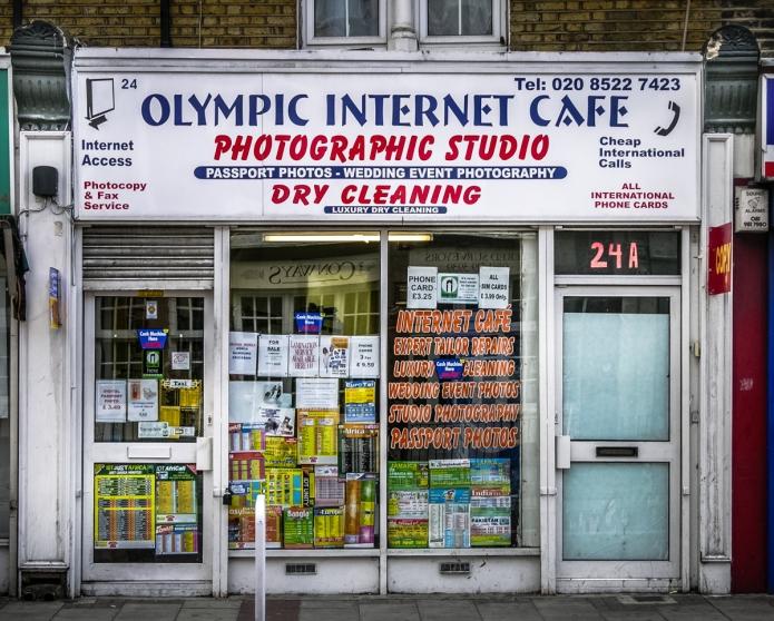 Olympic Internet Cafe