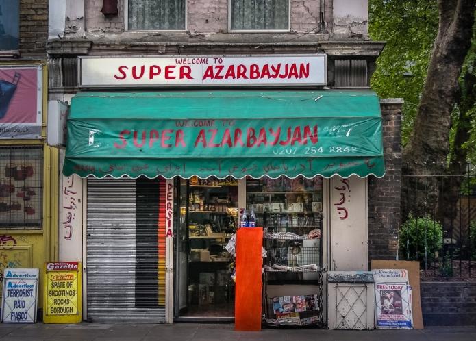 Welcome to Super Azerbayjan