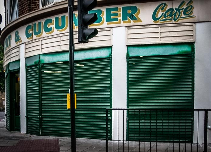 Cat & Cucumber Café