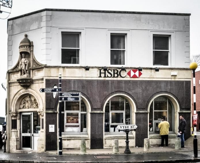 HSBC (Hockley)