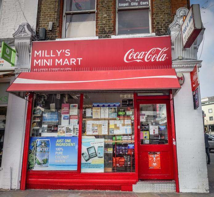 Milly's Mimi Mart