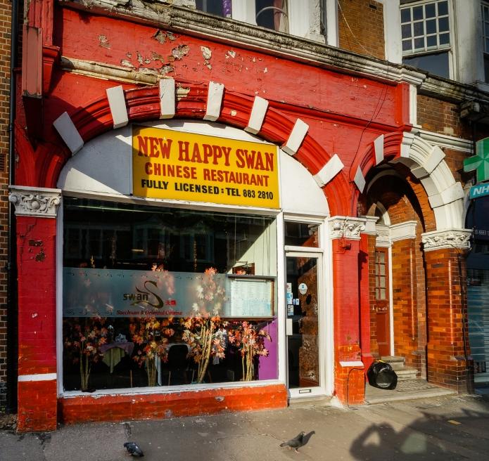 New Happy Swan