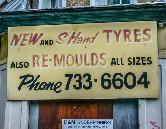 New and S/Hand Tyres