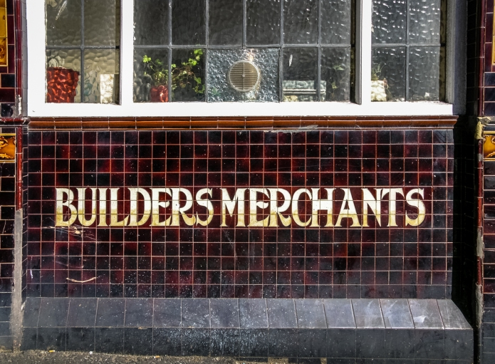 Engineers Builders Merchants Ironfounders