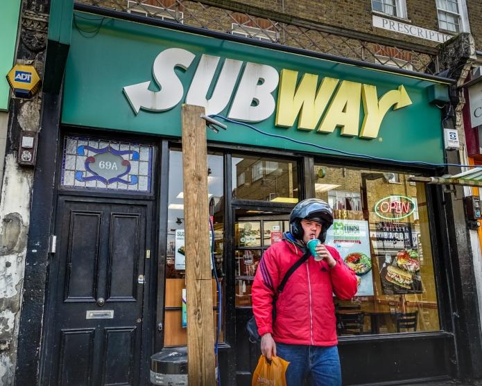 Subway (Angel)