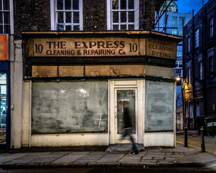 The Express Cleaning & Repairing Co.