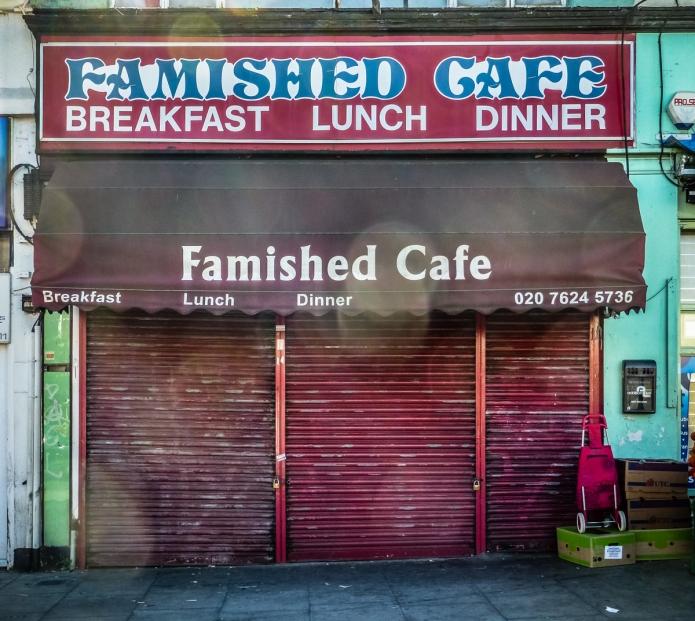 Famished Cafe