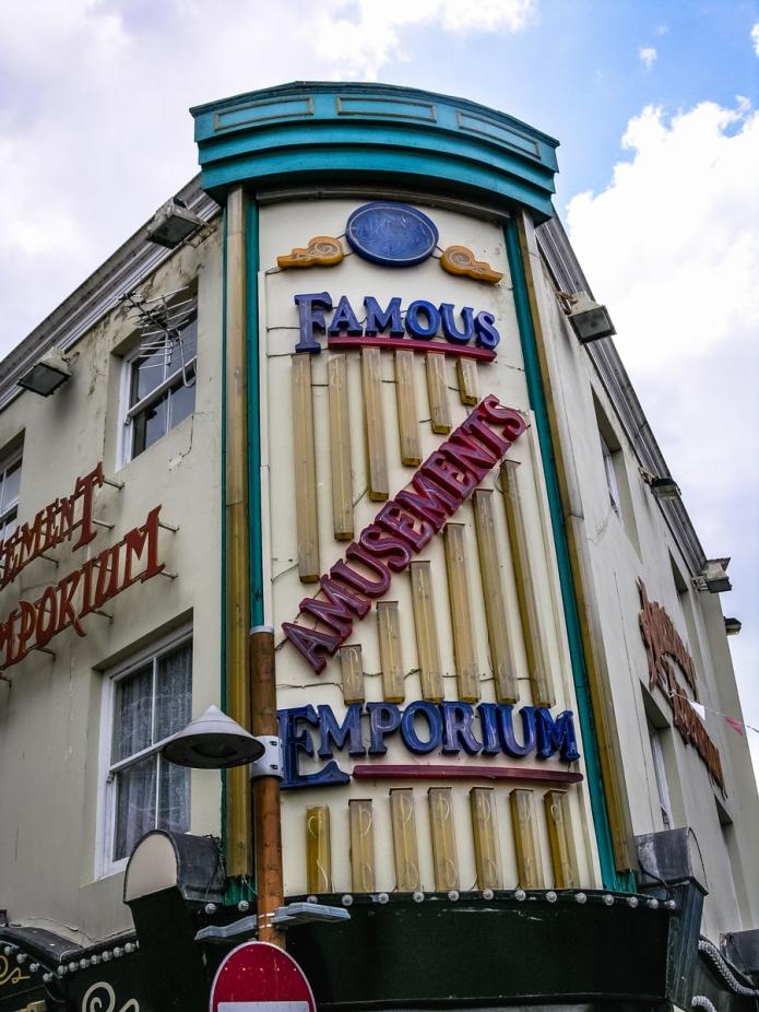 Famous Amusements Emporium (JG's)