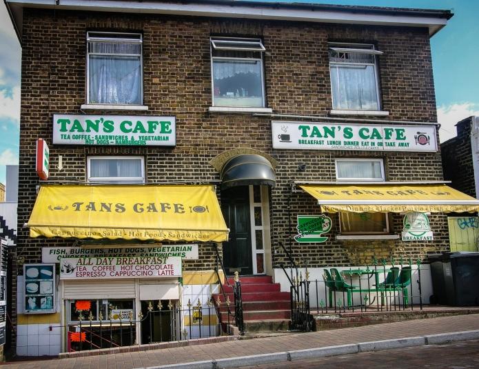 Tan's Cafe