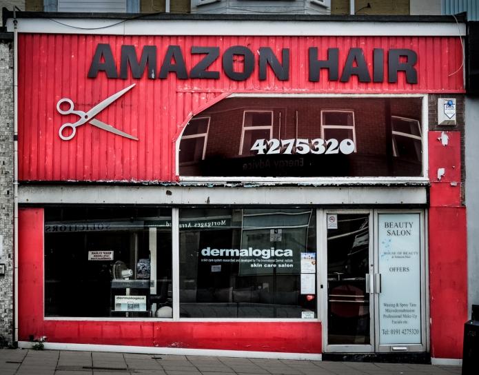 Amazon Hair