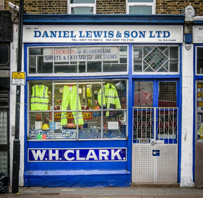 Daniel Lewis & Son Ltd T/A W.H. Clark