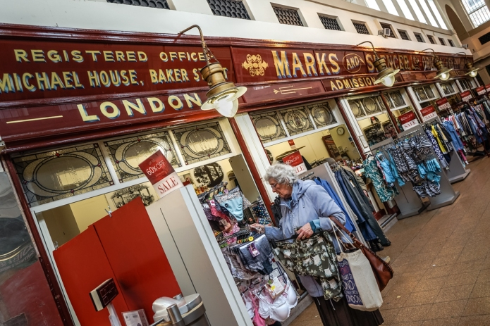 Marks and Spencer Ltd Original Penny Bazaar