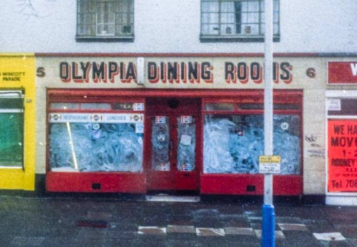 Olympia Dining Rooms