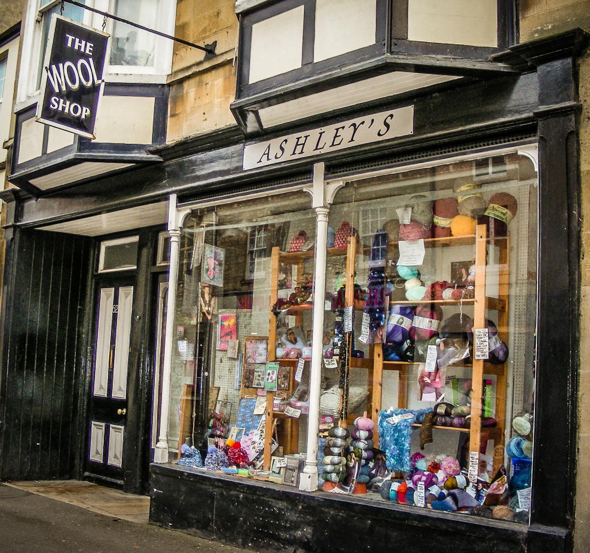 Ashley's The Wool Shop