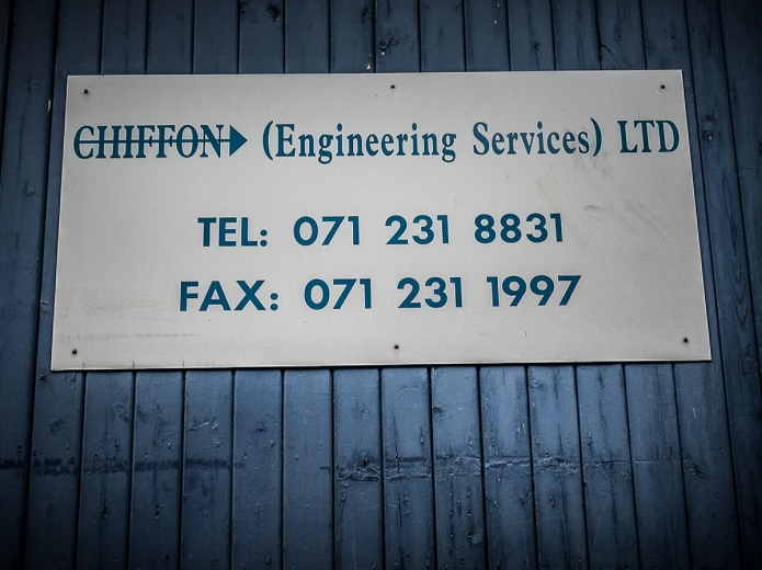 Chiffon (Engineering Services) Ltd