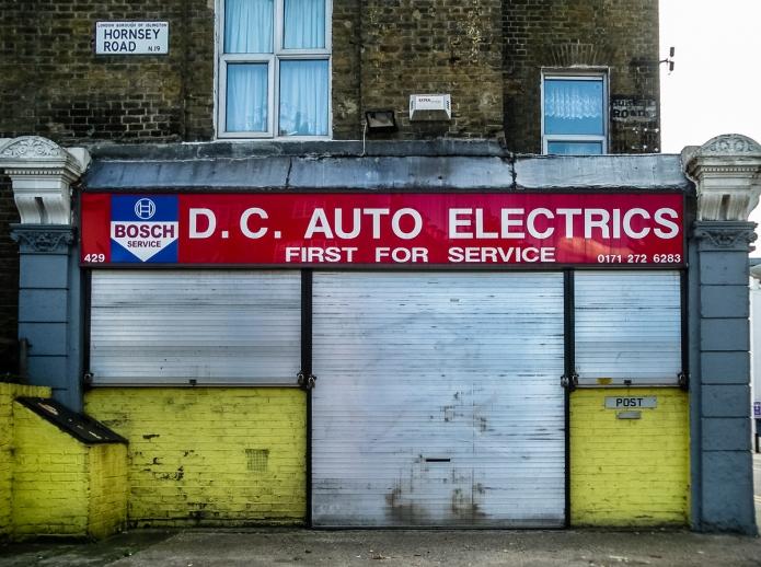 D.C. Auto Electrics