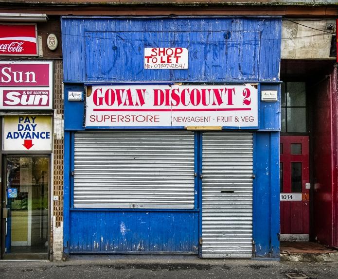 Govan Discount 2