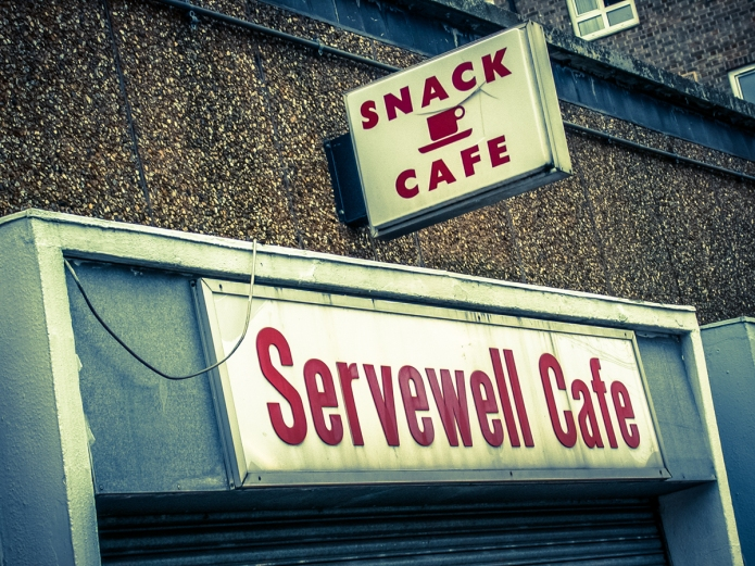 Servewell Cafe