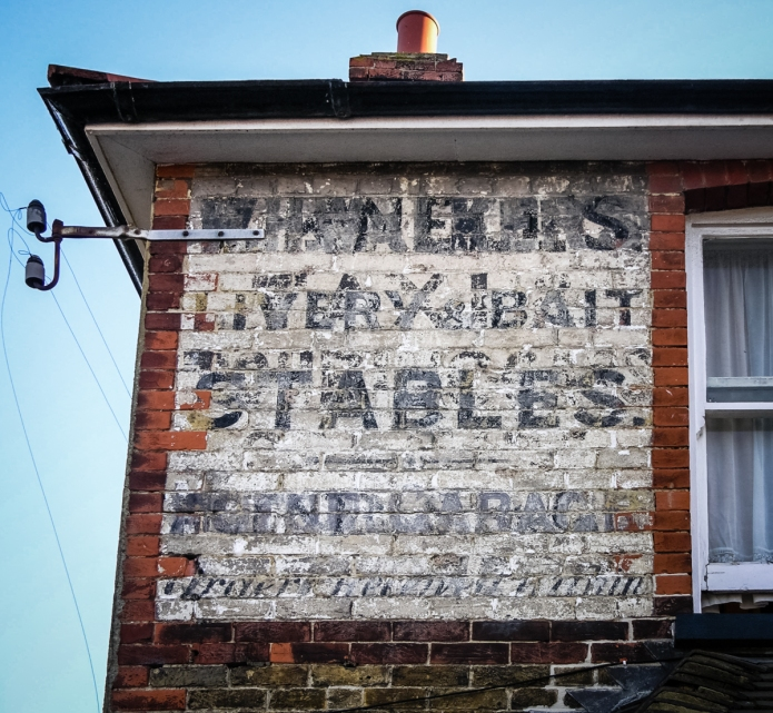 W.H. Walkers Livery & Bait Stables