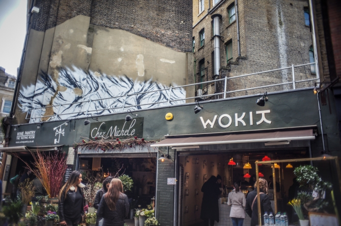 Wokit, Chez Michele