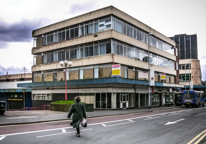 Hanley Shopping Centre