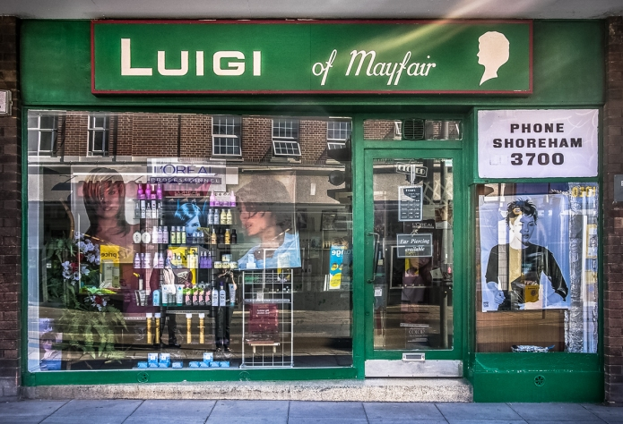 Luigi of Mayfair