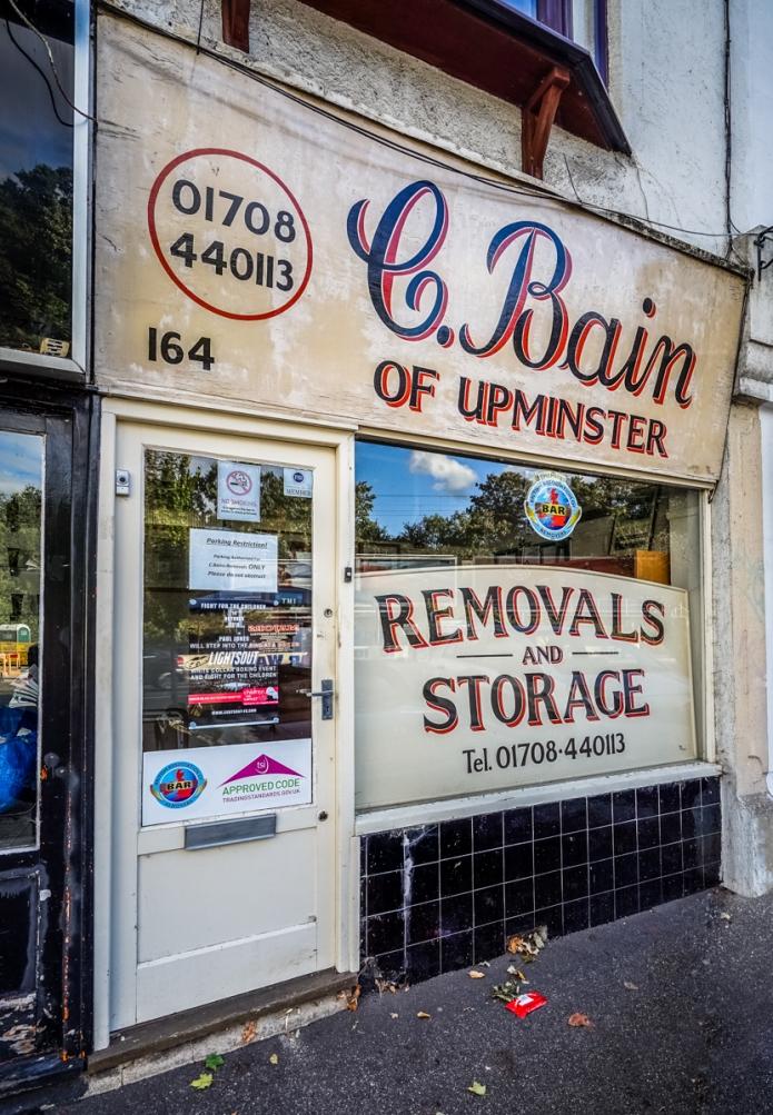 C. Bain of Upminster