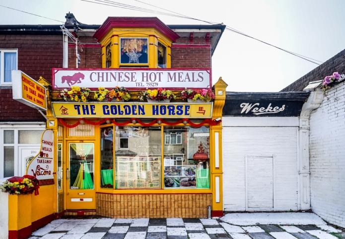 Golden Horse, Weekes