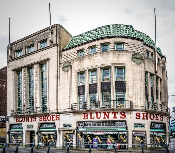Blunts Shoes