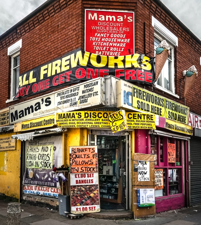 Mama's Discount Wholesalers
