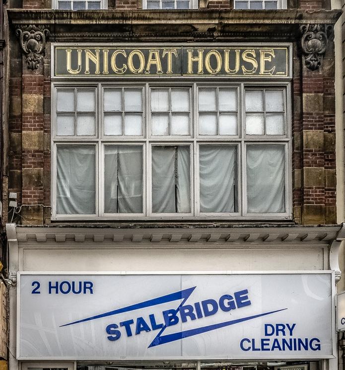 Stalbridge Dry Cleaners (Unicoat House)